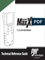 GasAlertMax XT II TechRefGuide(D6559 0 en)