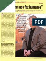 Daniel Everett - Entrevista à revista Veja