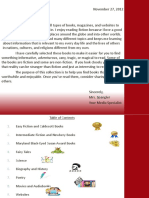 bibliography project powerpoint