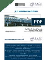 02.6 Ingemmet Catastro Minero