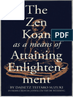 Daisetz Teitaro Suzuki - The Zen Koan As A Means Of Attaining Enlightenment.epub