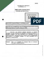 Inciatriva 5199 - Reformas Al Código de Trabajo