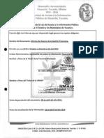 SINANCHÉ InformeTrimestraldelEjerciciolosRecursosPúblicos Octubre2015-Diciembre2015 (1)