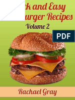 Quick and Easy Hamburger Recipes 2
