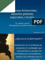 Clase 1 Aspectos Generales de Contaminacion