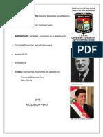 Gobiernos de Belaunde Terry y Garcia Perez