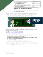 Actividad 1 REFLEXION INICIAL Matamaticas Financiera