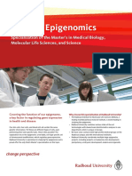Masterflyer Medical Epigenomics