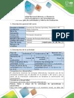 Guía de Actividades y Rúbrica de Evaluación - Actividad 1 - Conceptos Básicos de Energías Alternativas