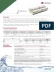 Membrane LG SW 400R