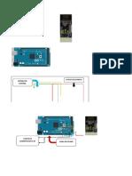 diagrama de bloques de un control remoto con arduino