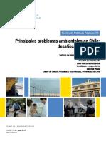 Nº95 Principales Problemas Ambientales en Chile