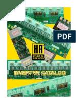 HR LCD Display Inverters Catalog 2008