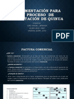Documentación Para Un Proceso de Exportación de Quinua