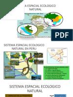 Sistema Espacial Ecologico Natural