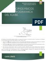 2.1. Principios Fisicos de La Aerodinamica Del Álabe.