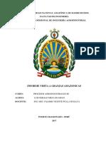 Informe Visita Granjas Amazonicas