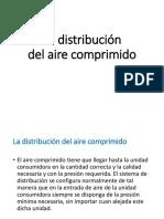 3. Distribucion de Aire Comprimido