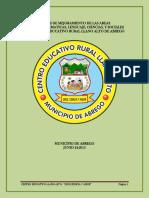 1.Plan Mejora de Las Areas Basicas 2015
