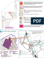 Estructura Urbana de Trujillo