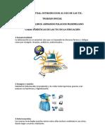 Caracteristicas de Las Tic en La Educacion[1]