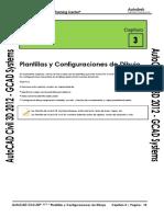 Civil3D 2012 Capitulo 3 - Plantillas y Configuraciones de Dibujo