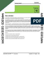 Civil3D 2012 Capitulo 13 - Secciones