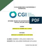 2. Formato de Informe Tecnico de Sustentacion - Diplomado