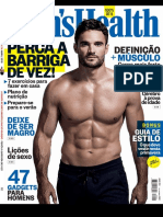 Mens Health Abril 2018