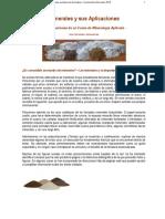 Minerales Industriales 2015