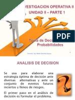 EPII Investigacion Operaciones-02-Decisiones Probabilidades