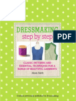 Dressmaking Step by Step - Classic Patterns and Essential
