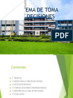Sistema de Toma de Decisiones 2