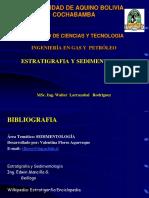 Estratigrafia Corregida y Sedimentacion