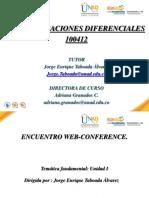Web Conference Unidad 1_100412