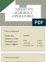 Valor Posicional, Descomposición, Comparación y Orden (1) (1)