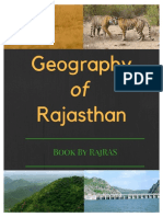 Geography reading Rajasthan