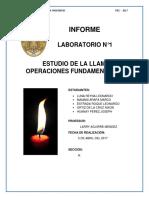 Informe Quimica Labo 2