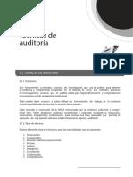 Técnicas de Auditoria