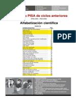 Ciencias Preguntas PISA Liberadas 2010