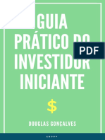Guia Pratico Do Investidor Iniciante Edicao 2