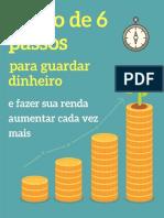 eBook 6 Passos Para Guardar Dinheiro KnowHow Treinamentos