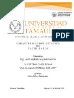 Planeación y Organización IP