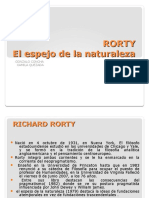 RORTY ppt