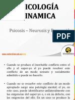 Psicosis y Neurosis
