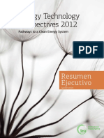 Energy Technology perspective 2012 sumary spanish.pdf