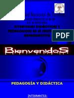 Pedagogía y Didáctica