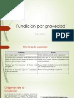 Presentación Fundición