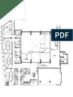 Distribucion Planta de Oficinas