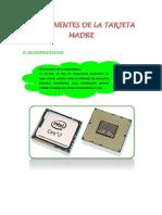 Partes Internas Del CPU